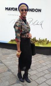 london fashion week fille 1