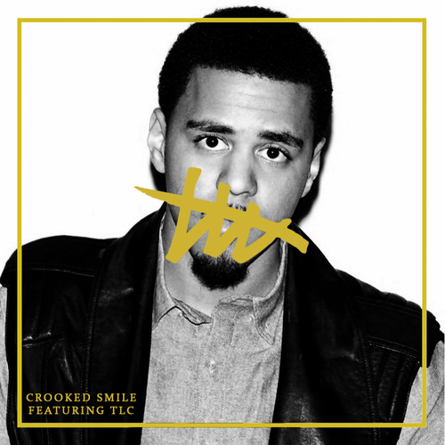 J Cole Crooked Smile Artwork J COLE - CROOKED SMILE...