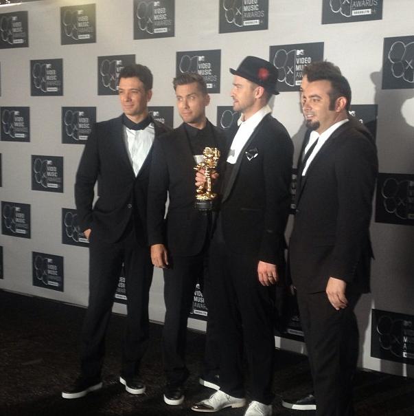 Justin-Timberlake-and-NSYNC