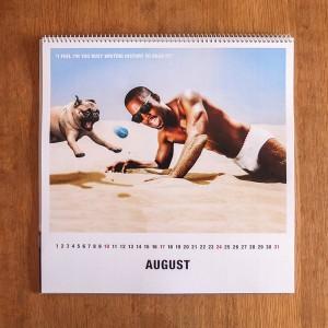 Kanye Calendar DAVIBE 2