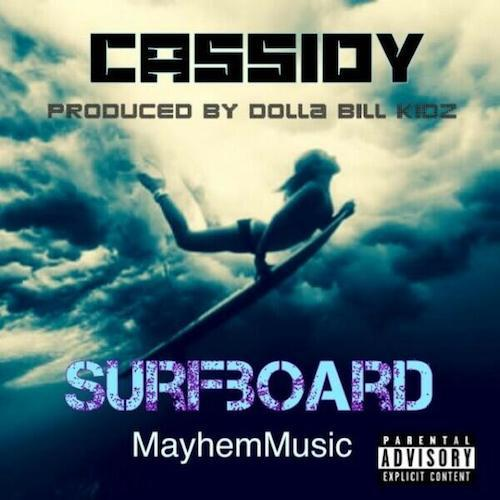 cassidy-surfboard-remix da vibe