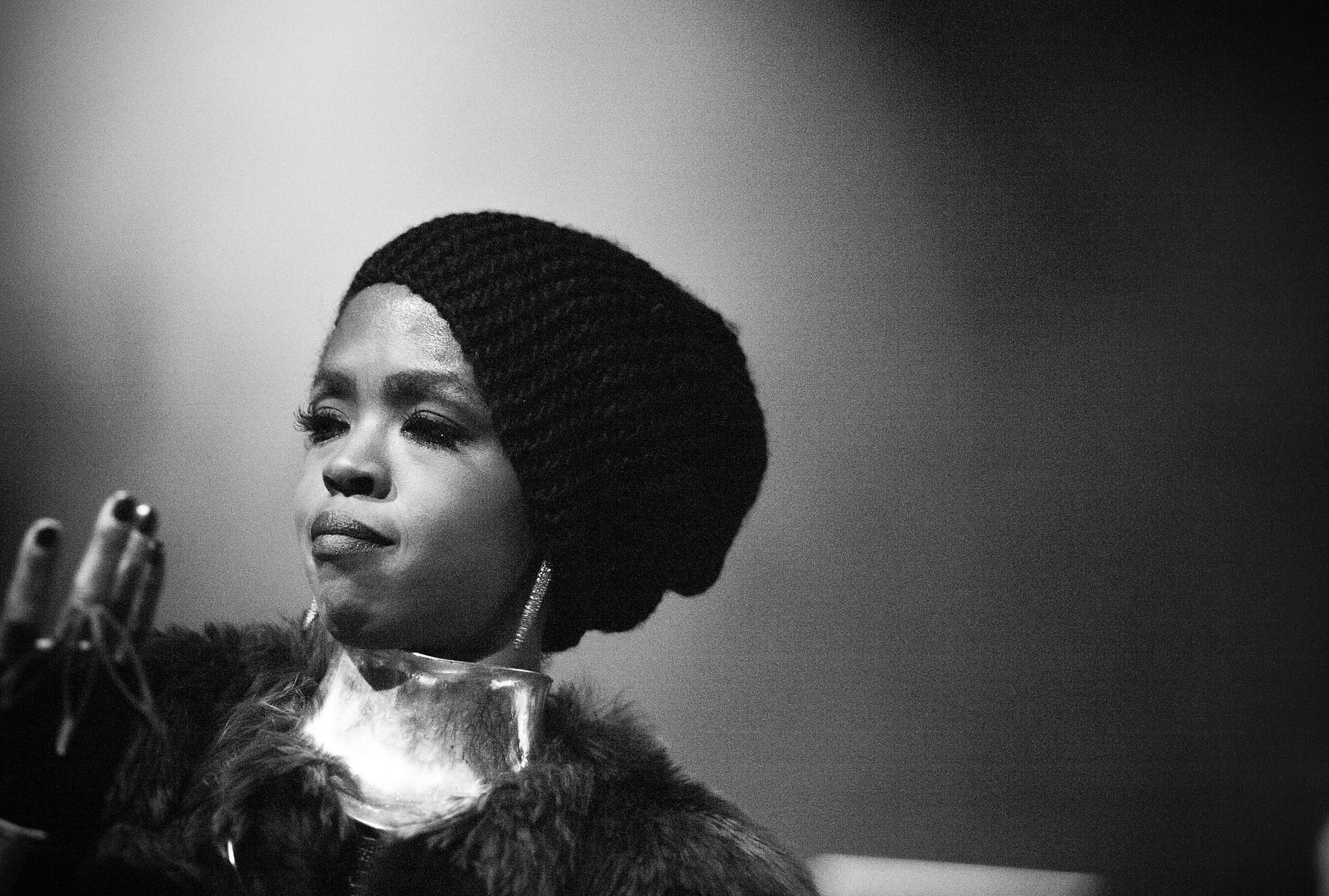Ms Lauryn Hill Date Unique Au Zenith De Paris Da Vibe