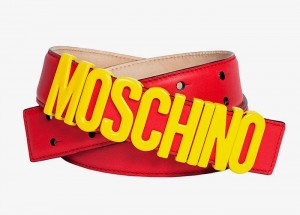 Moschino-Junk-Food-Capsule-Collection-Belt-Design