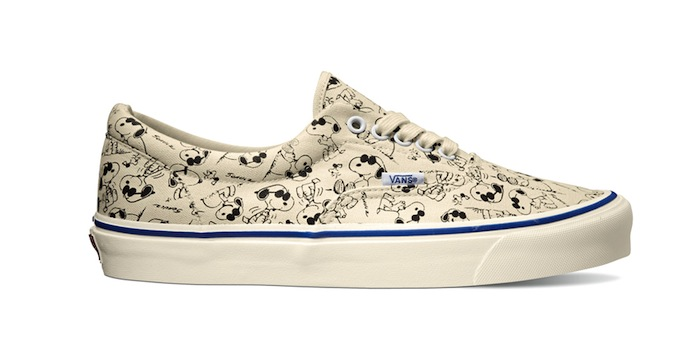 Vault-by-Vans-x-Peanuts_OG-Era-LX-in-Camp-Snoopy-Classic-White_Fall-2014 DA VIBE