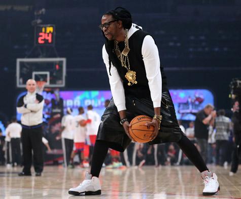 artcile rap basket (2 chainz)