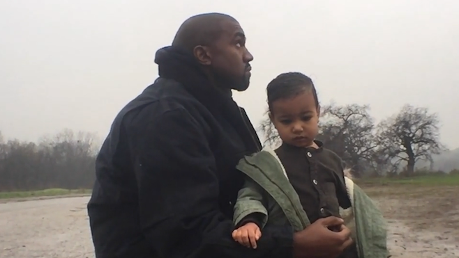 KANYE WEST x PAUL MCCARTNEY – ONLY ONE   VIDEO
