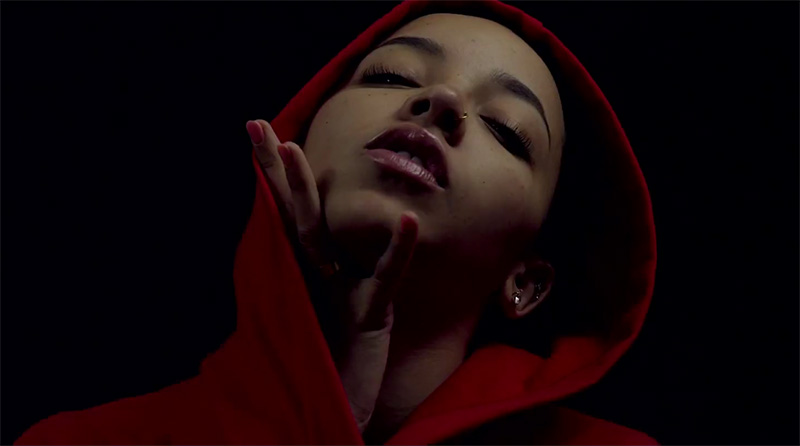 TINASHE – COLD SWEAT | VIDEO