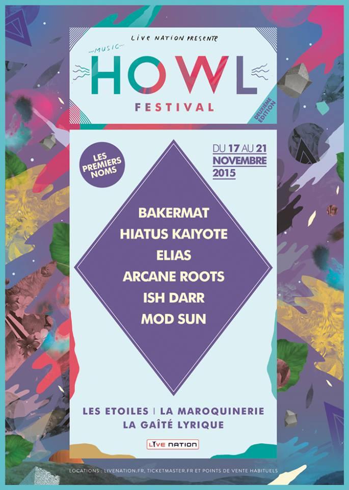 howl festival 2015