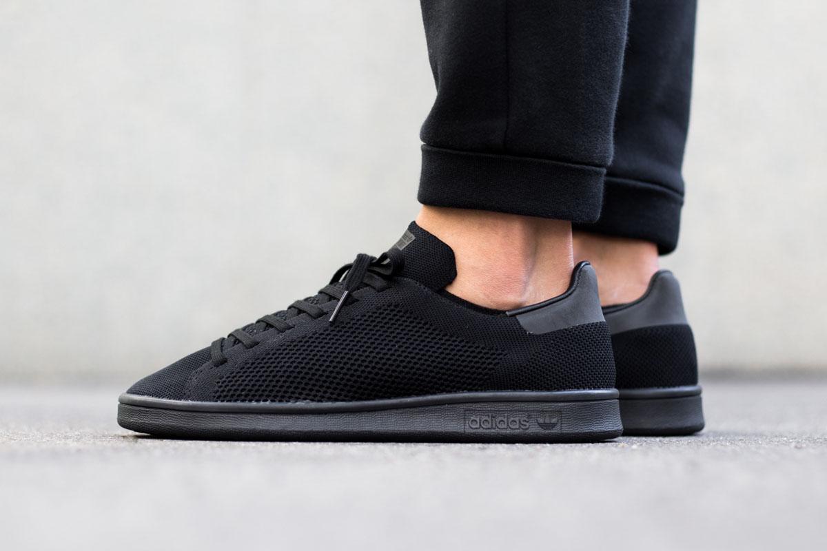 adidas-stan-smith-primeknit-triple-black-2