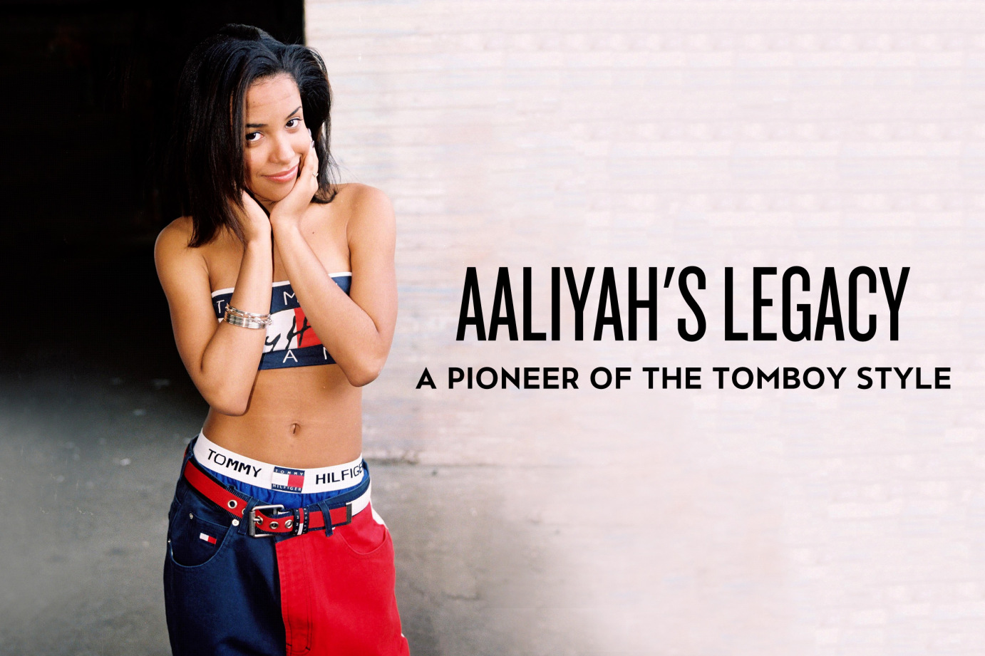 L'HERITAGE D'AALIYAH : UNE PIONNIERE DU STYLE TOMBOY