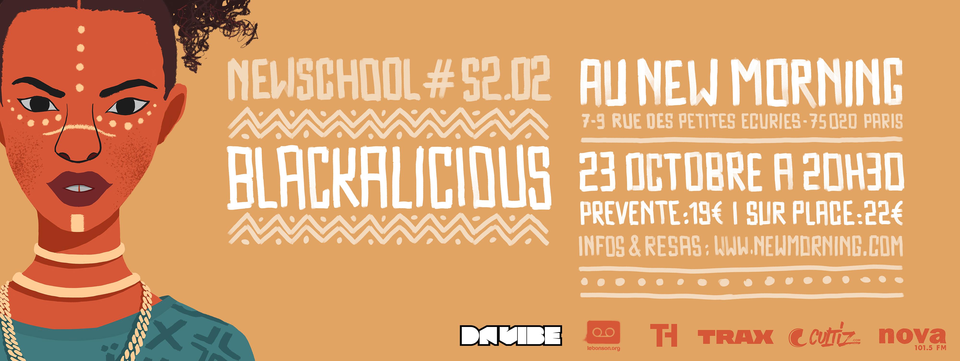 BLACKALICIOUS EN CONCERT A PARIS LE 23.10