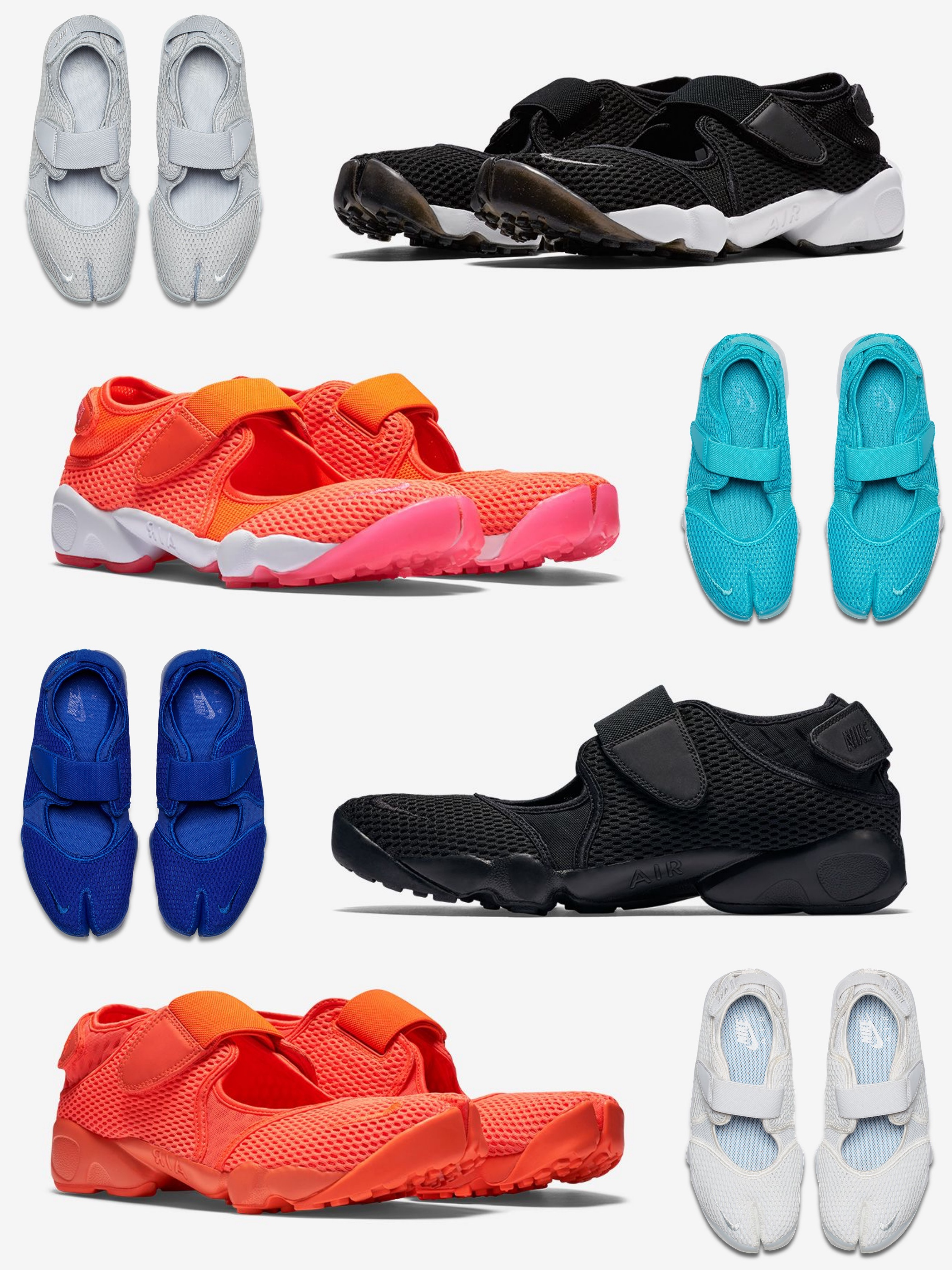 Nike Air Rift Breathe Collection-davibe
