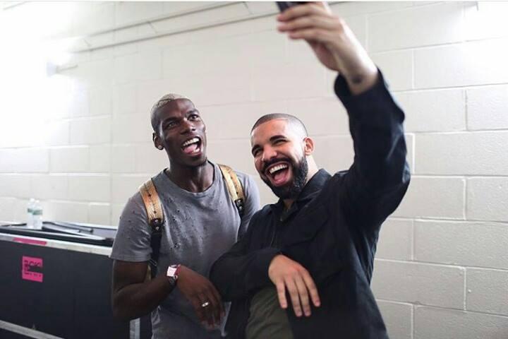 Pogba Drake Da Vibe