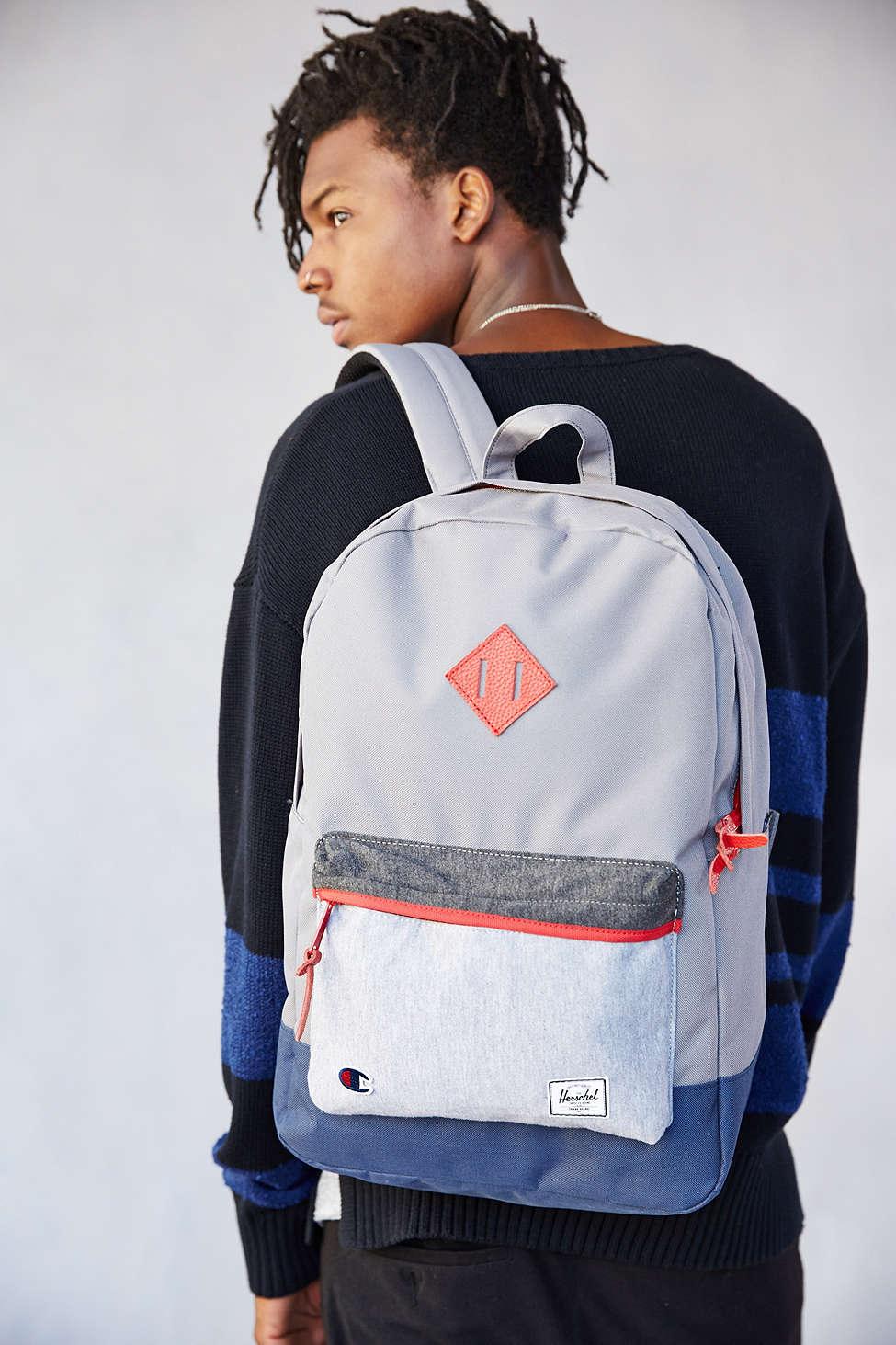 herschel-x-champion-backpack Da Vibe