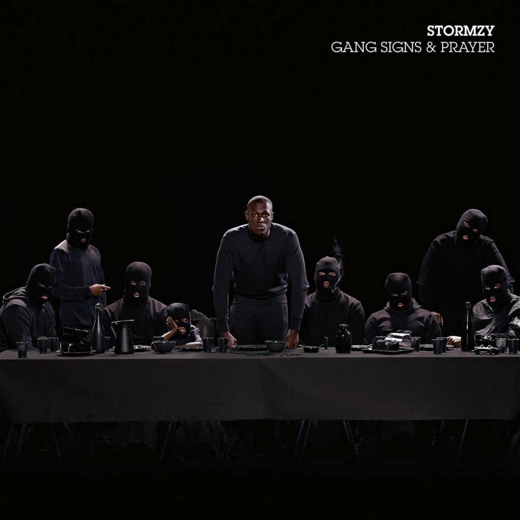 stormzy new album cover da vibe