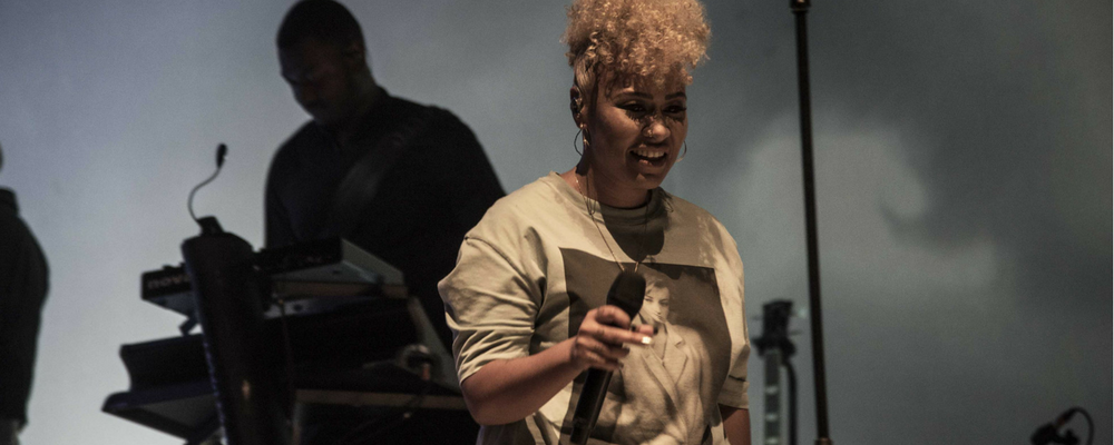 EMELI SANDE + RAY BLK LIVE REPORT , PARIS [27.03]