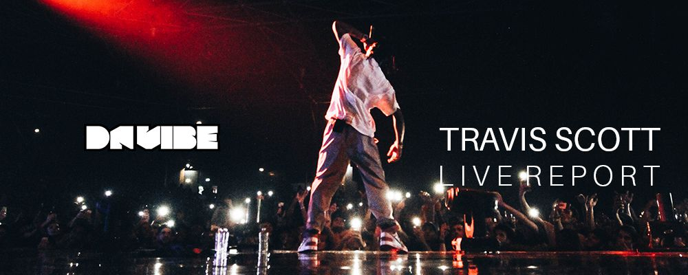 TRAVIS SCOTT – LIVE REPORT [23.06]