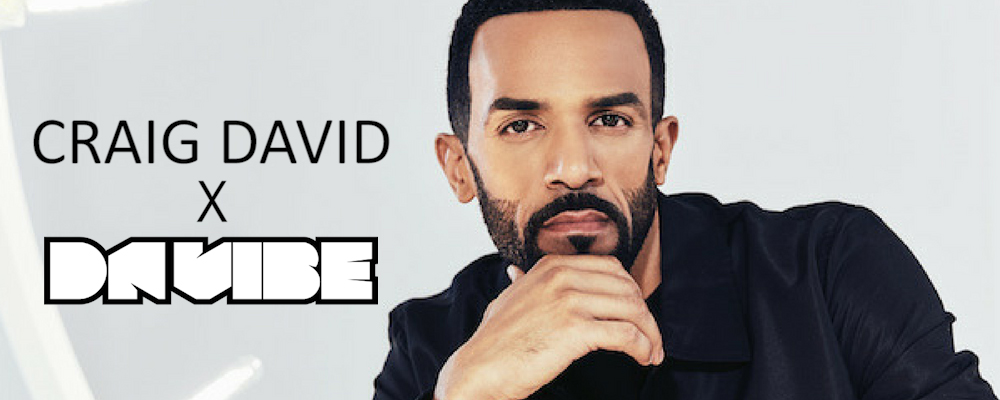 UNE CONVERSATION x CRAIG DAVID