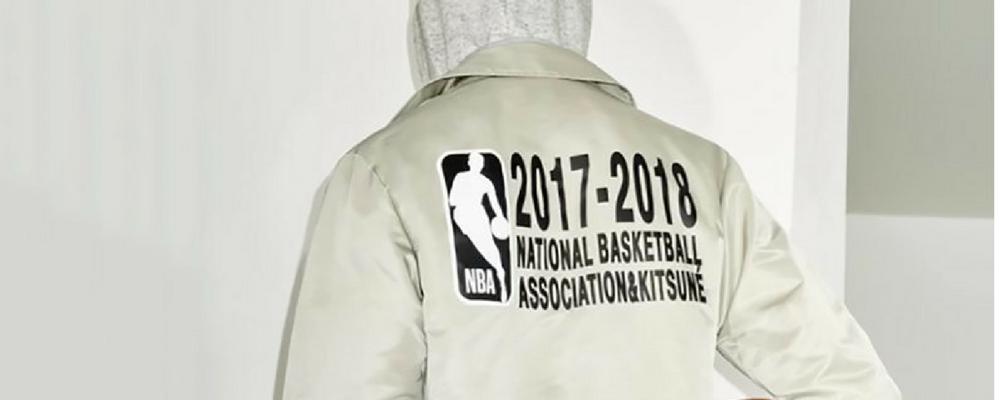 KITSUNE TEAM UP AVEC NBA ET LANCE UNE COLLECTION CAPSULE AINSI QU'UNE COMPILATION