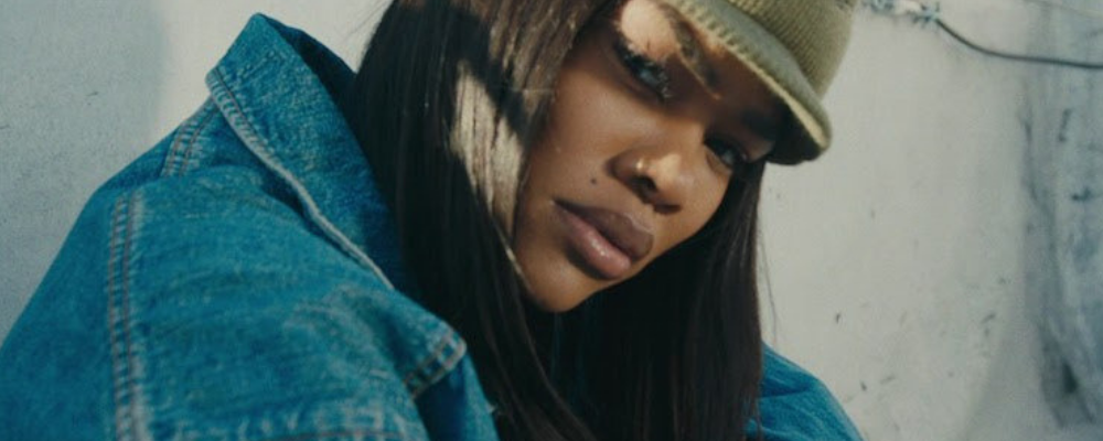 TEYANA TAYLOR DEVOILE LE REMIX DE – GONNA LOVE ME x LE WU-TANG