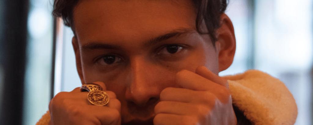 INTERVIEW : GEORGIO EST DANS «DANS SON ÉLÉMENT»
